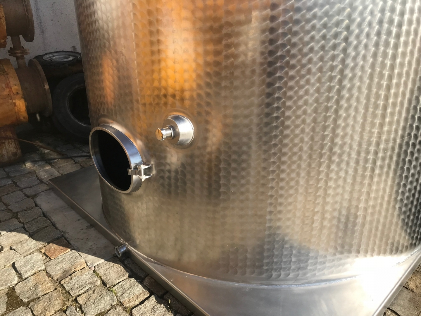 341000l stainless steel tanks