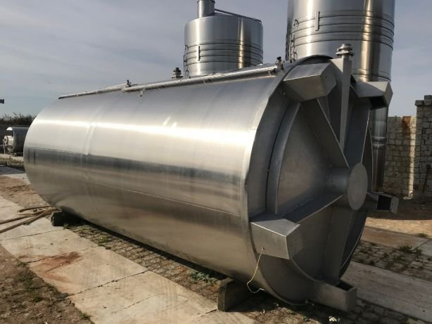 Vertical 30000l stainless steel tank