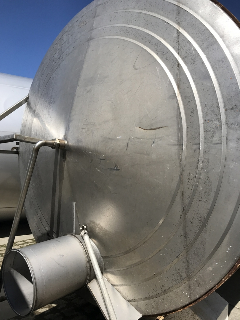 60m3 stainless steel tank